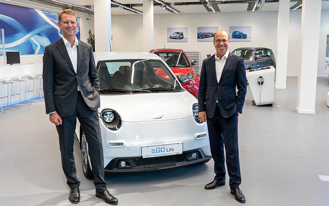 e.GoMobile: Neustart unter  holländischer Führung