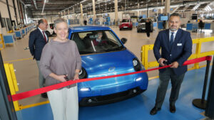 Wiedereröffnung eGo-Fabrik