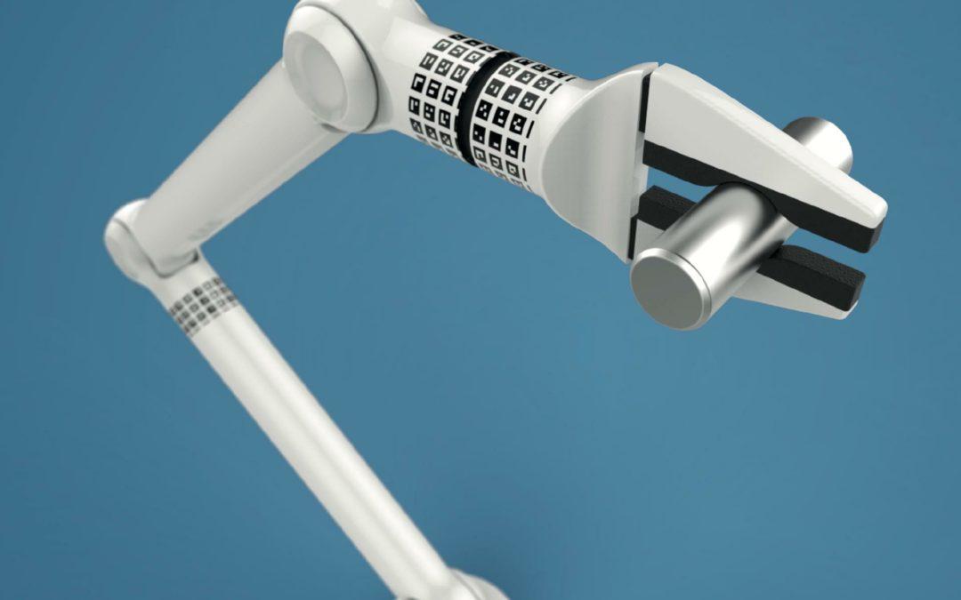 Rovi Robot Vision: Roboter für alle mit einfachen Mitteln