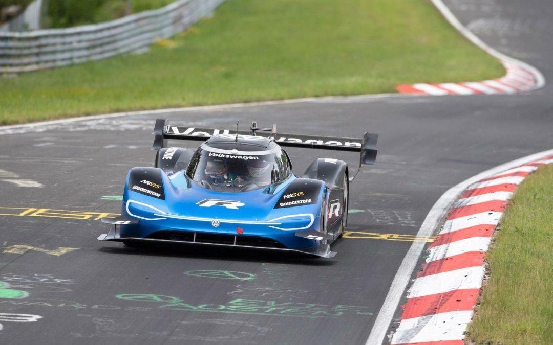 Motorsport schaltet auf Strom um