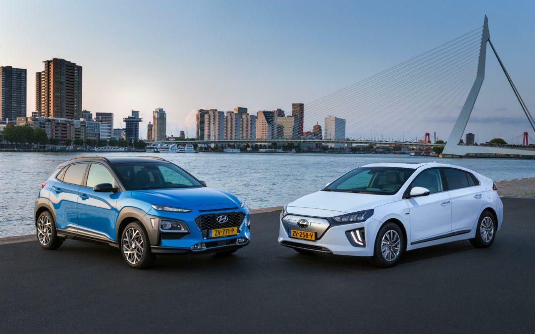 Hyundai wird elektrischer
