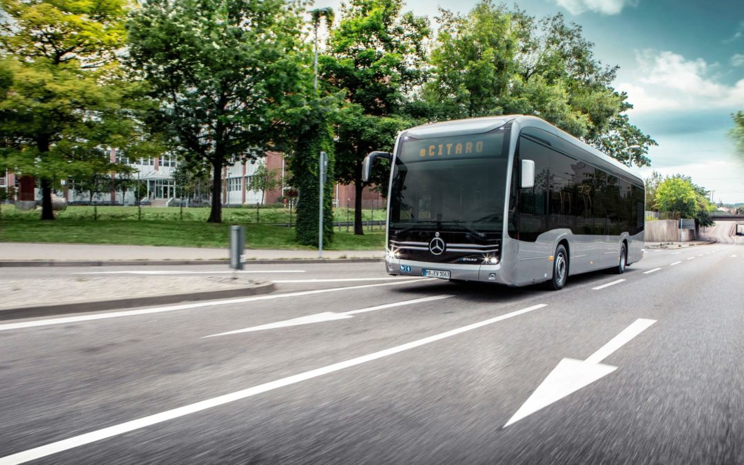 Hitachi ABB Power Grids zeigt Ladelösung für E-Busse