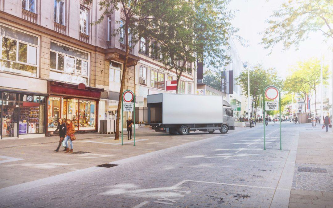 Bosch setzt auf E-Antriebe für Transporter