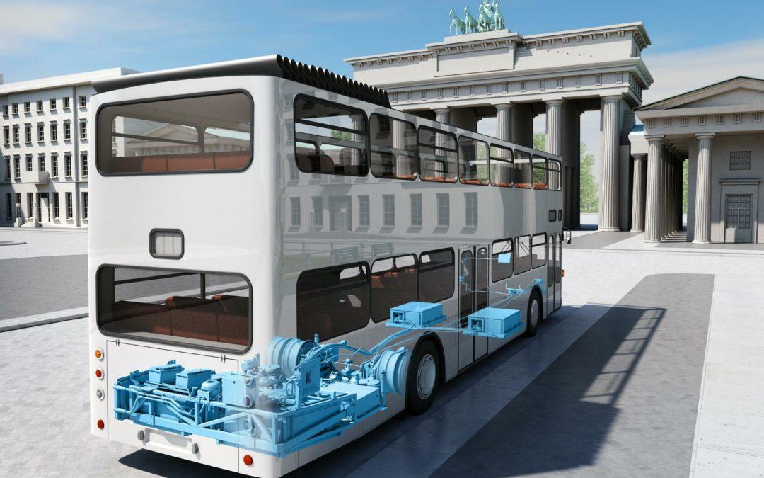 Berliner Touristik-Busse werden auf Elektroantrieb umgerüstet