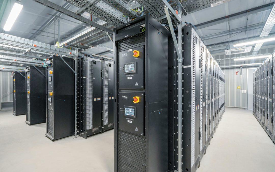 Europas größter Batteriespeicher geht ans Netz