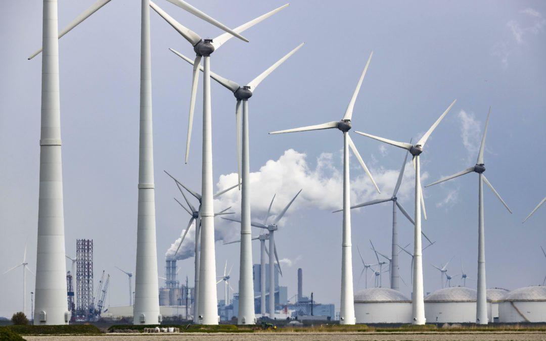 Erneuerbare überholen fossile Brennstoffe