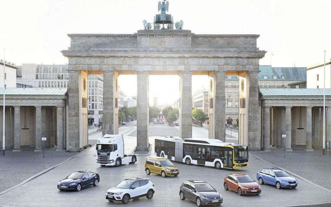 Volkswagen forciert die Erdgas-Antriebe