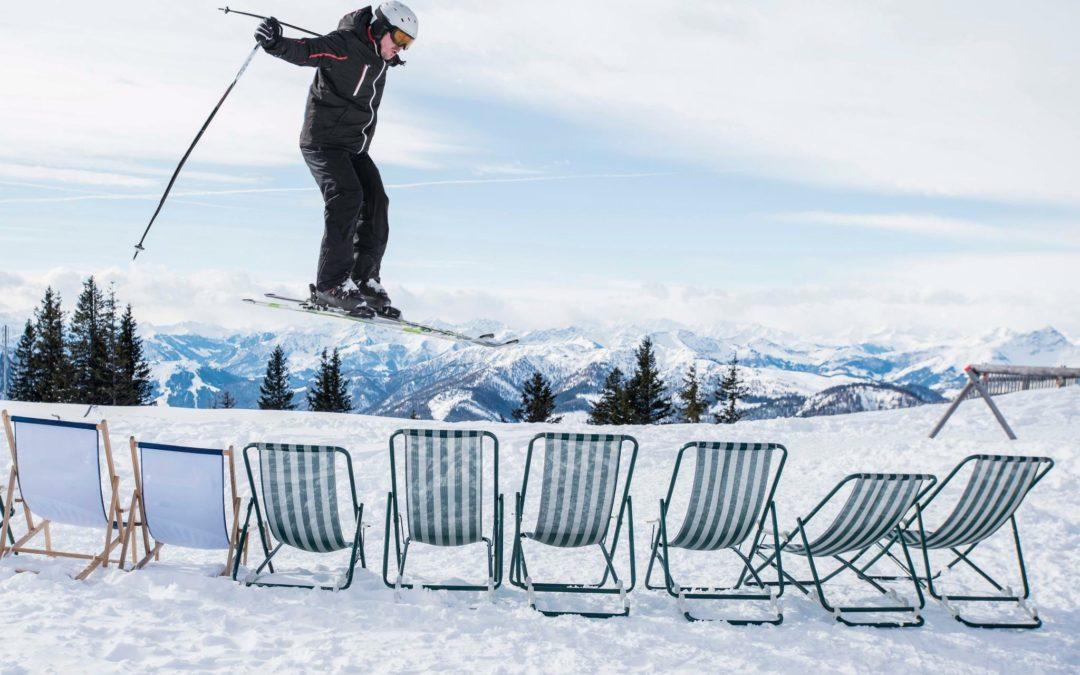 Klimawandel bedroht Ski-Tourismus in Alpen