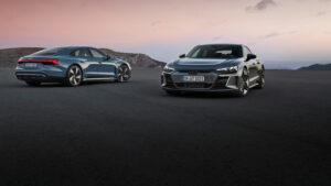 Audi e-tron GT und Audi RS e-tron GT