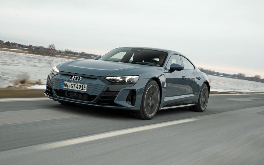 Audi e-tron GT: Elektrisch für Fortgeschrittene