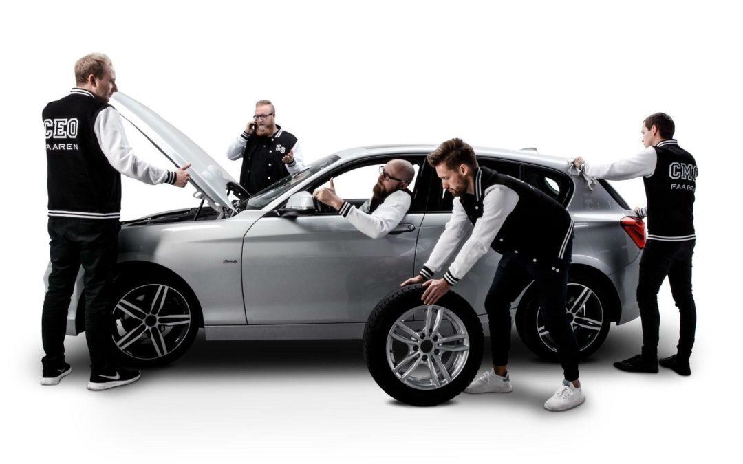 Faaren: Das Spotify für Autos