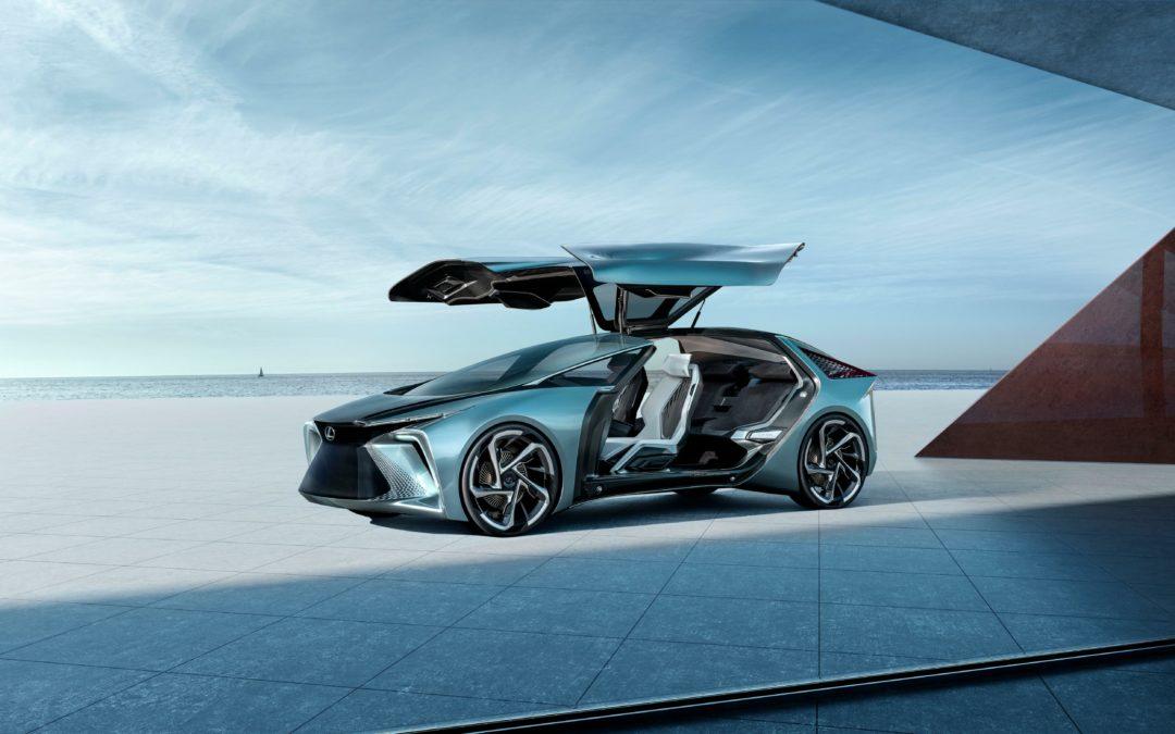 Toyota und Lexus setzen sich unter Strom