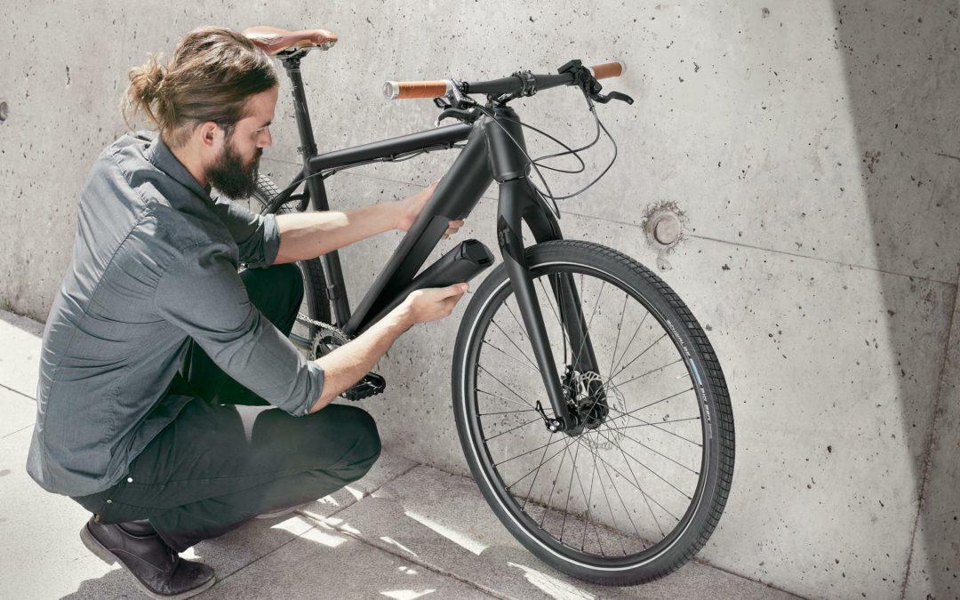 Fazua: E-Bike-Motor zum Anklippen