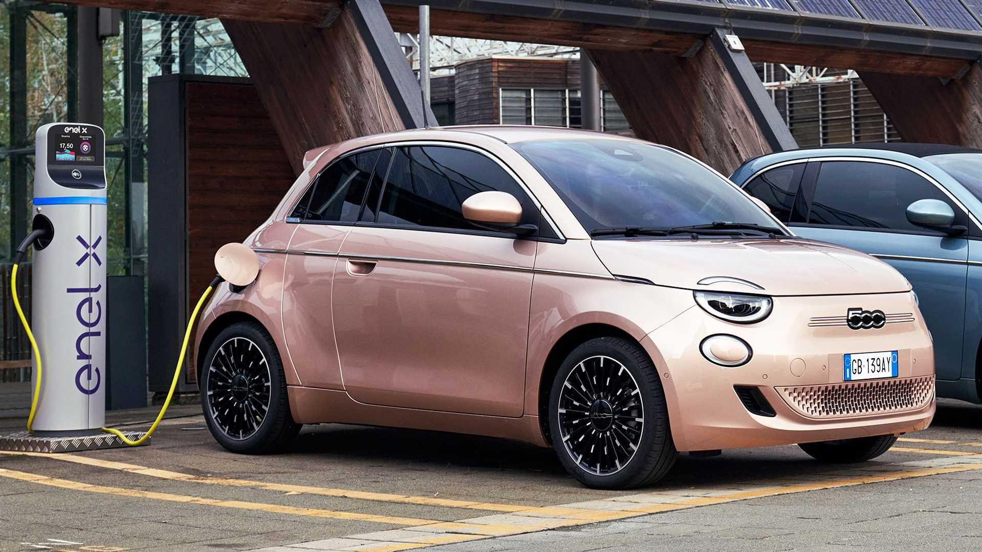 Neuer Fiat 500 Elektro macht den Einstieg leicht - Edison ...