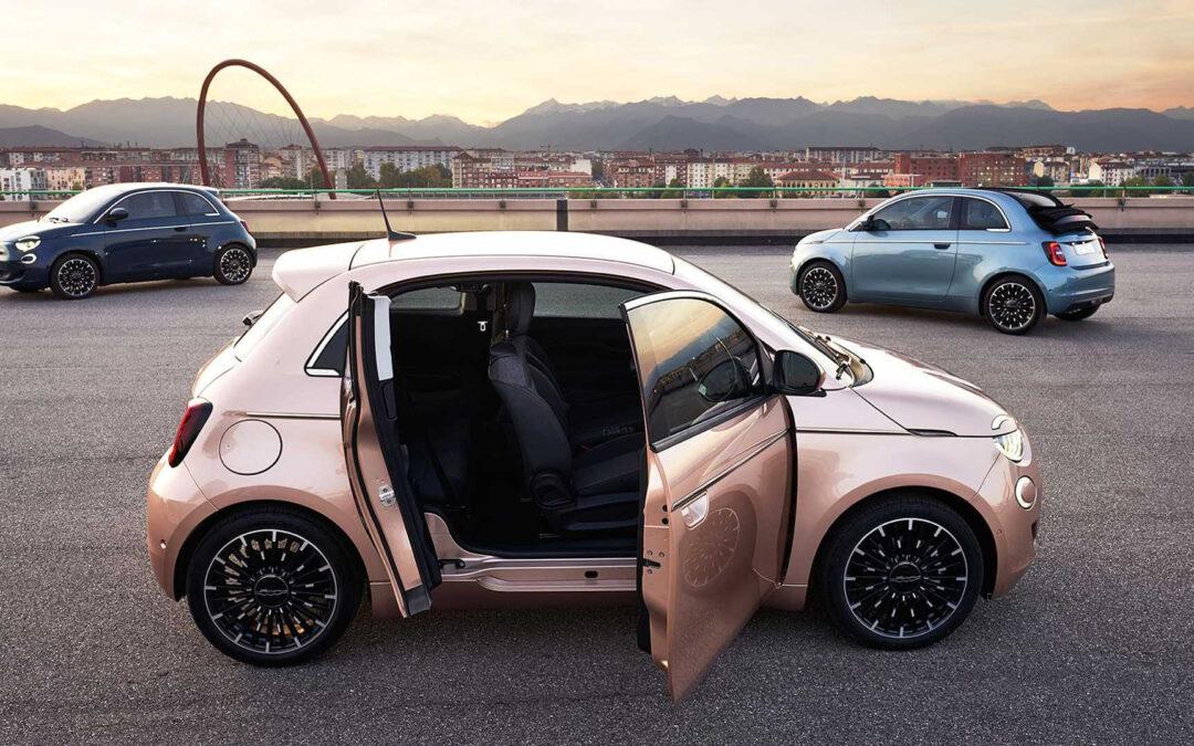 Neuer Fiat 500 Elektro macht den Einstieg leicht