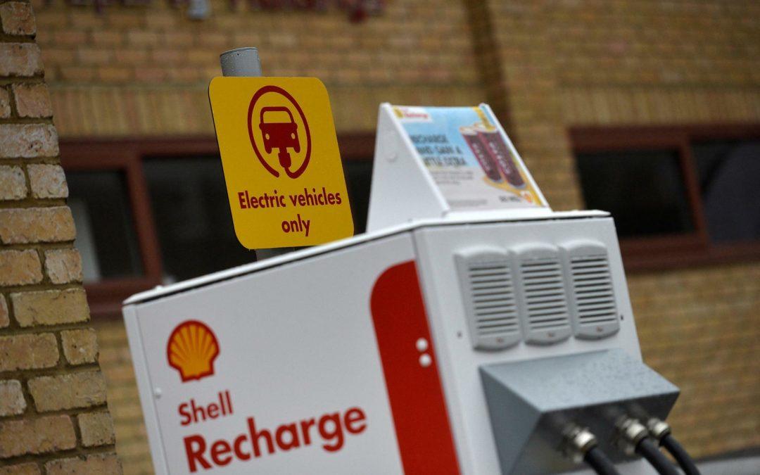 Mit Shell kommen Stromer am besten durch Europa