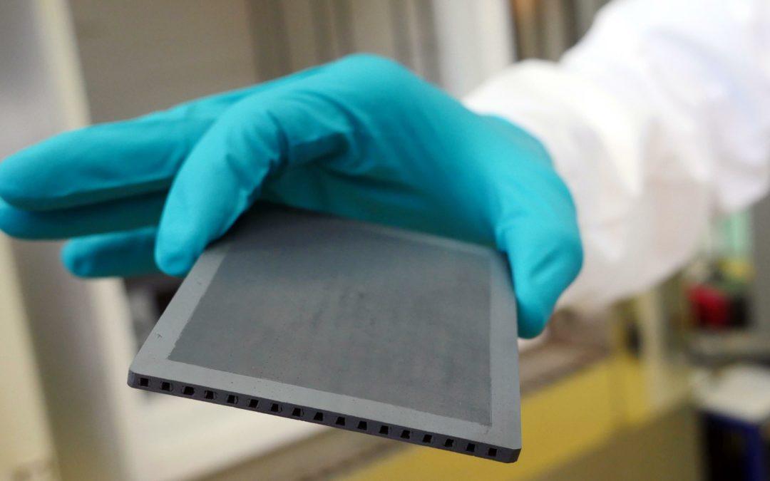 Synthesegas: Grüner Kraftstoff aus dem Labor
