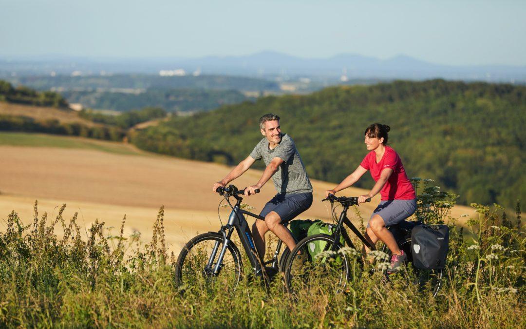 Fahrrad: Nützliche Helfer für lange Touren