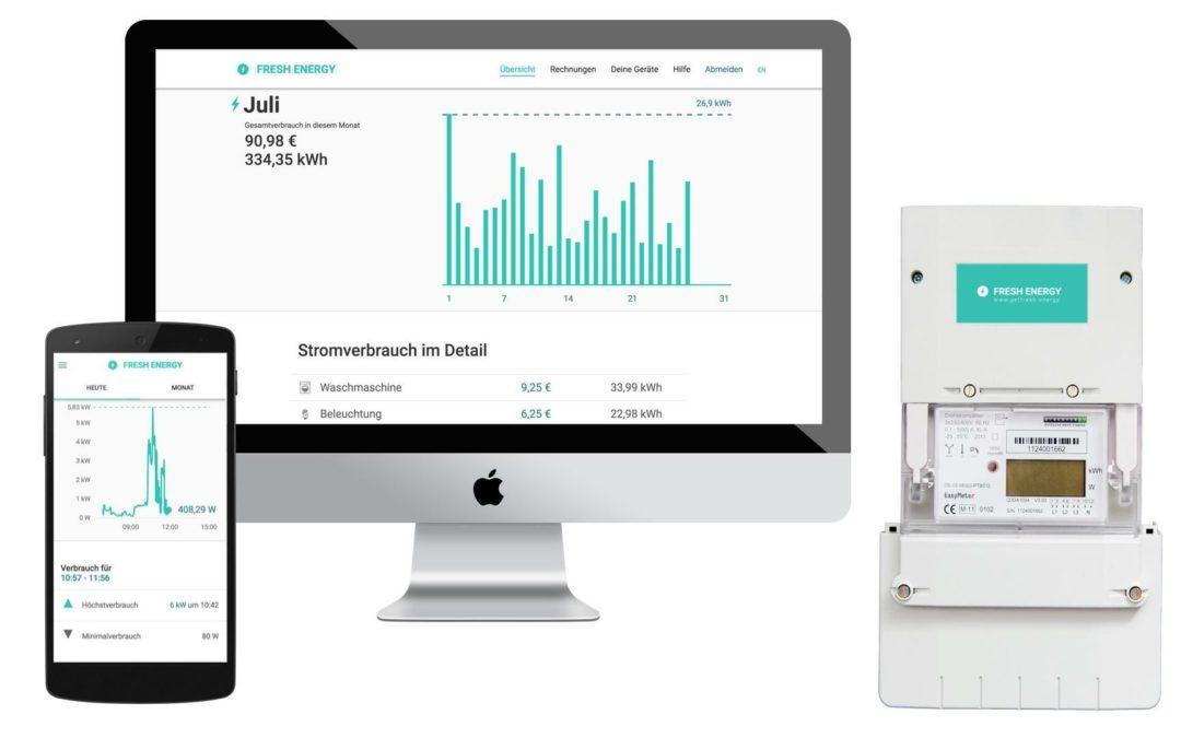 Smart Meter: App sucht Energiefresser im Haus