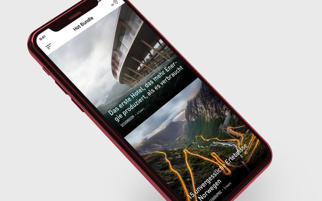 Mobile News: Edison jetzt bei Bundle