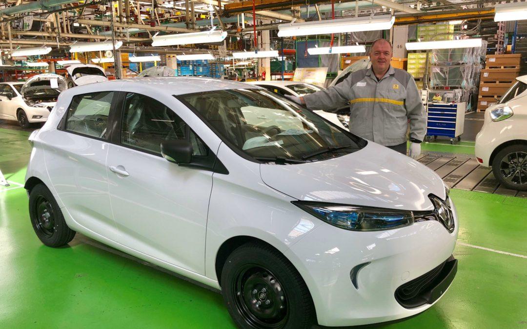 Zoe und Co.: Wie die Elektrifizierung Renault verändert