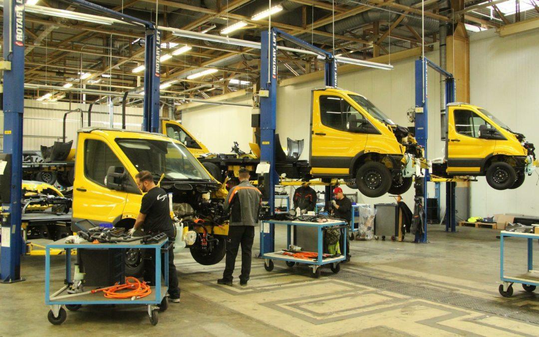 DHL gibt Streetscooter Galgenfrist bis 2021