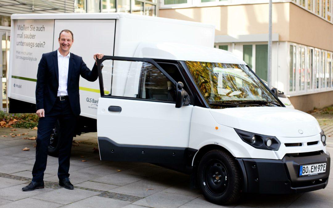 E-Transporter: Leichter Einstieg dank Leasing