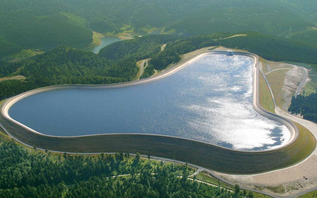 Seen könnten gigantische Öko-Stromspeicher werden