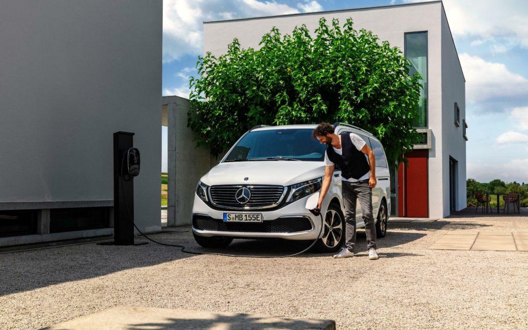 RobinTV E-News: Mercedes bringt elektrische Großraum-Limo