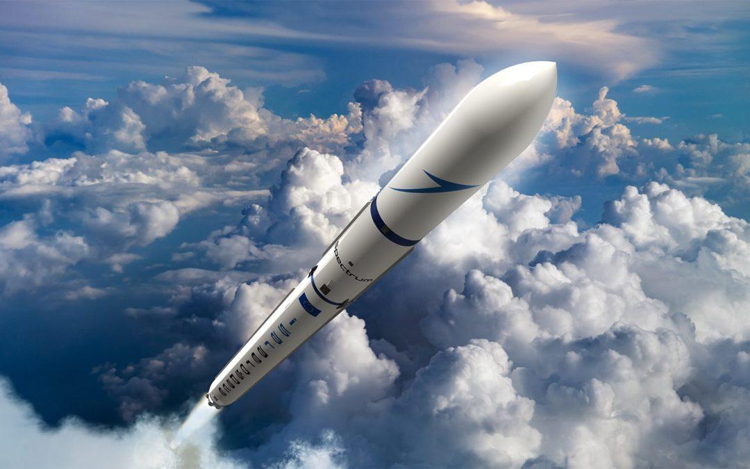 Raketen: Start mit flüssigem Sauerstoff