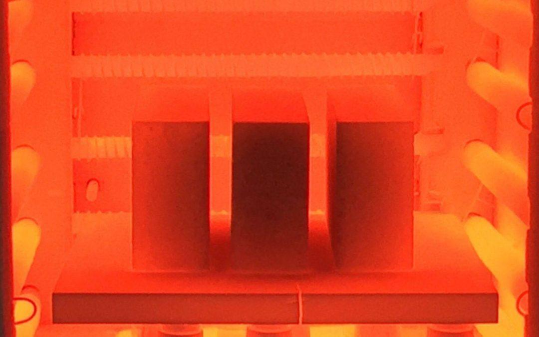 Speicher: Heiße Keramik lagert Sonnenenergie