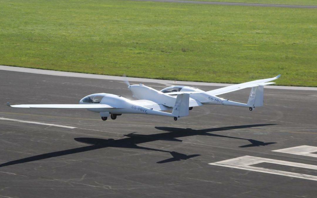 Elektro-Flugzeuge: abheben mit der Brennstoffzelle