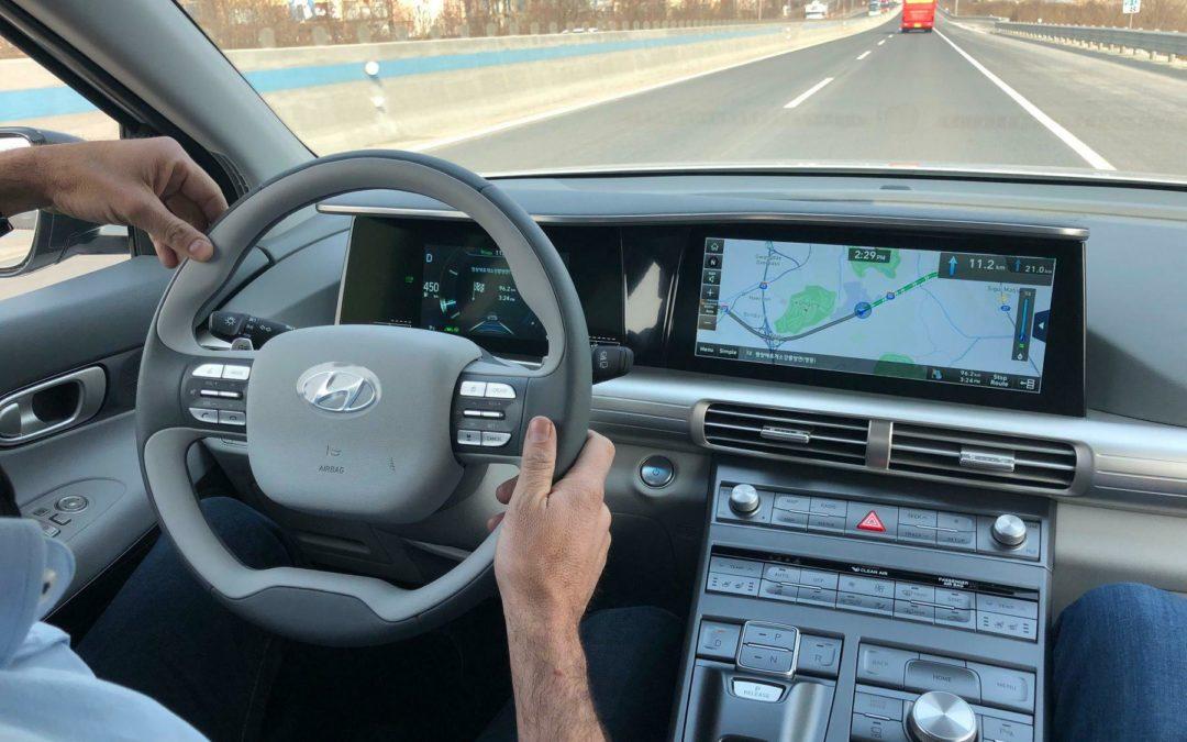 Hyundai Nexo: Der Wasserstoff-SUV im Fahrtest