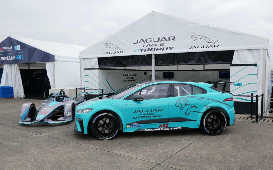 Jaguar baut Renn-Version des I-Pace