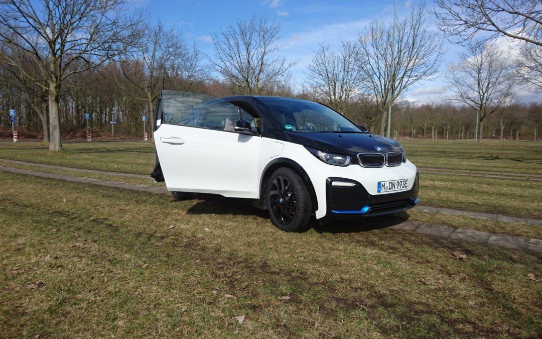 BMW i3 S Rex: Stromer für die linke Spur