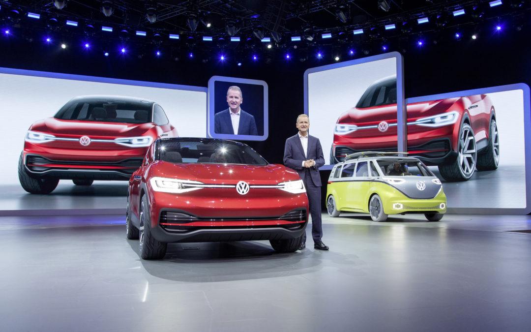 Die neue Elektro-Strategie des VW-Imperiums