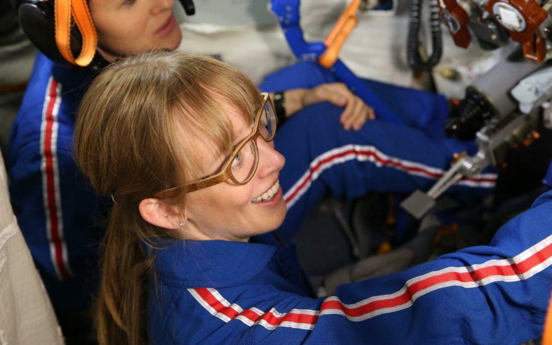 """""""In Kinderbüchern gibt es keine Astronautinnen"""""""
