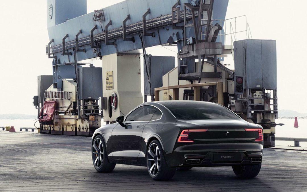 Volvo lässt den elektrischen Polestar aufsteigen