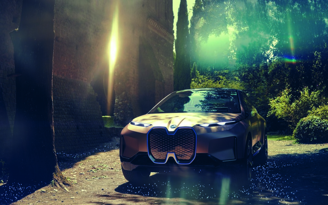 BMW Vision iNEXT: See you later