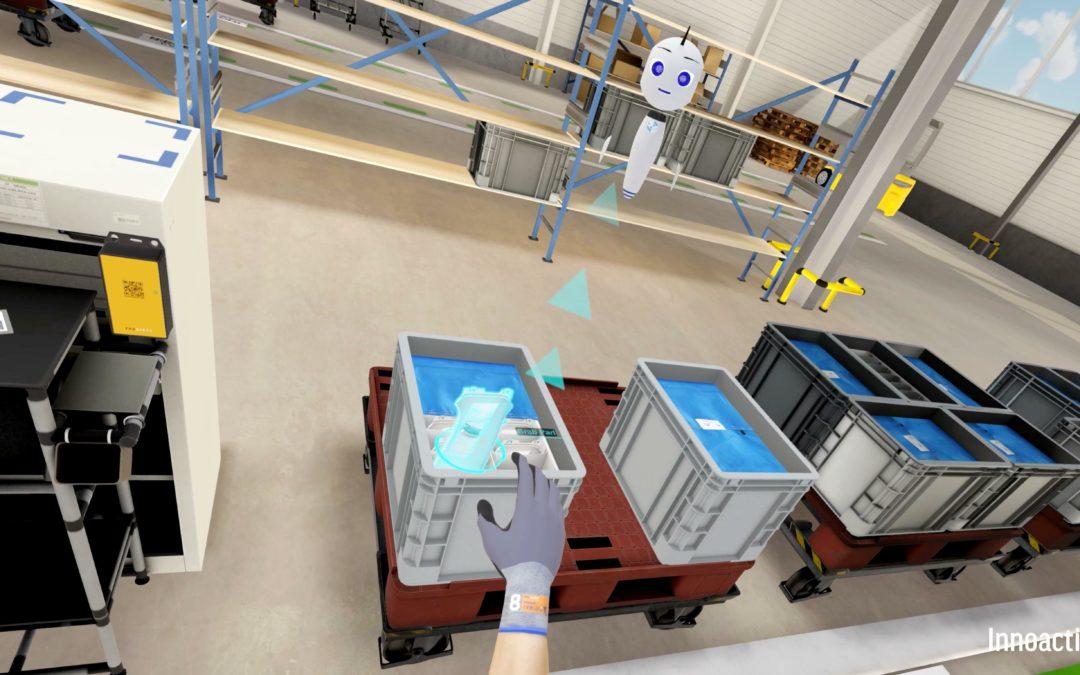 Virtual Reality: Autobau in der digitalen Fabrik