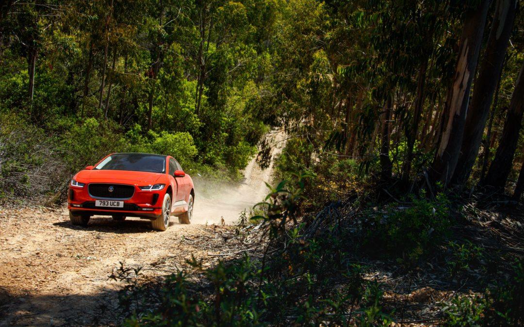 I-Pace: Jaguars Tesla-Herausforderer im Fahrtest