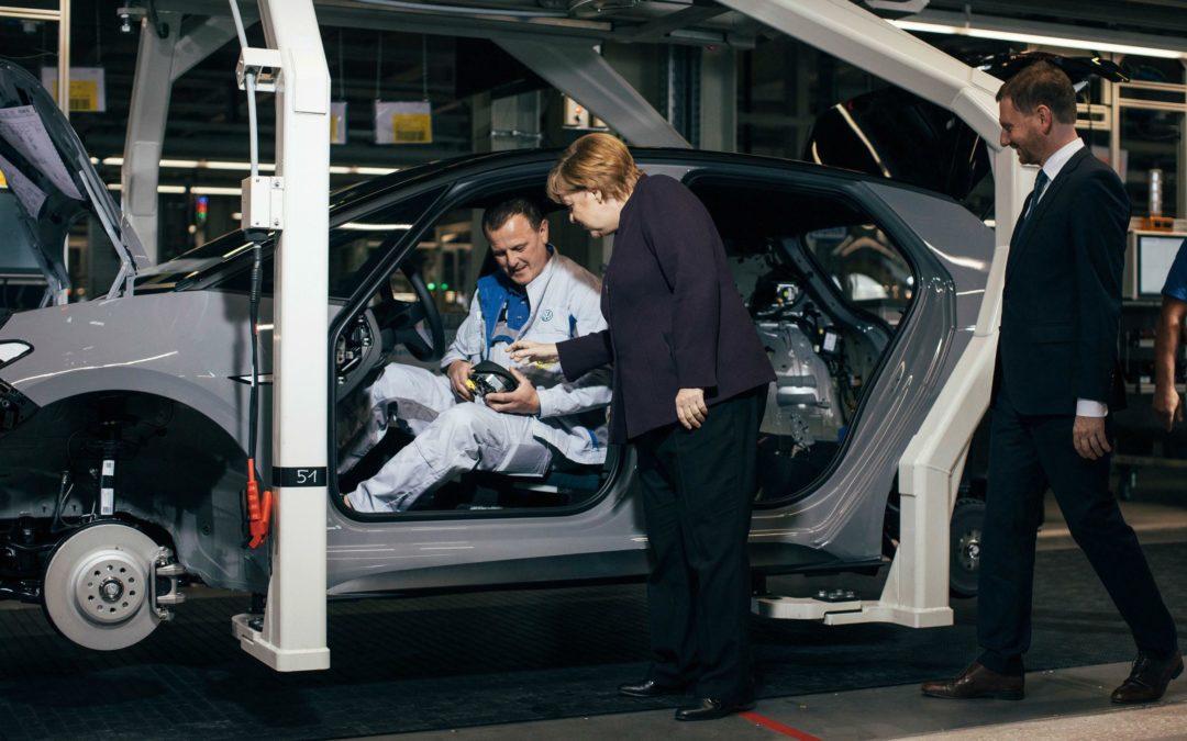 Elektroautos: Autogipfel beschließt höhere Kaufprämien, mehr Ladesäulen