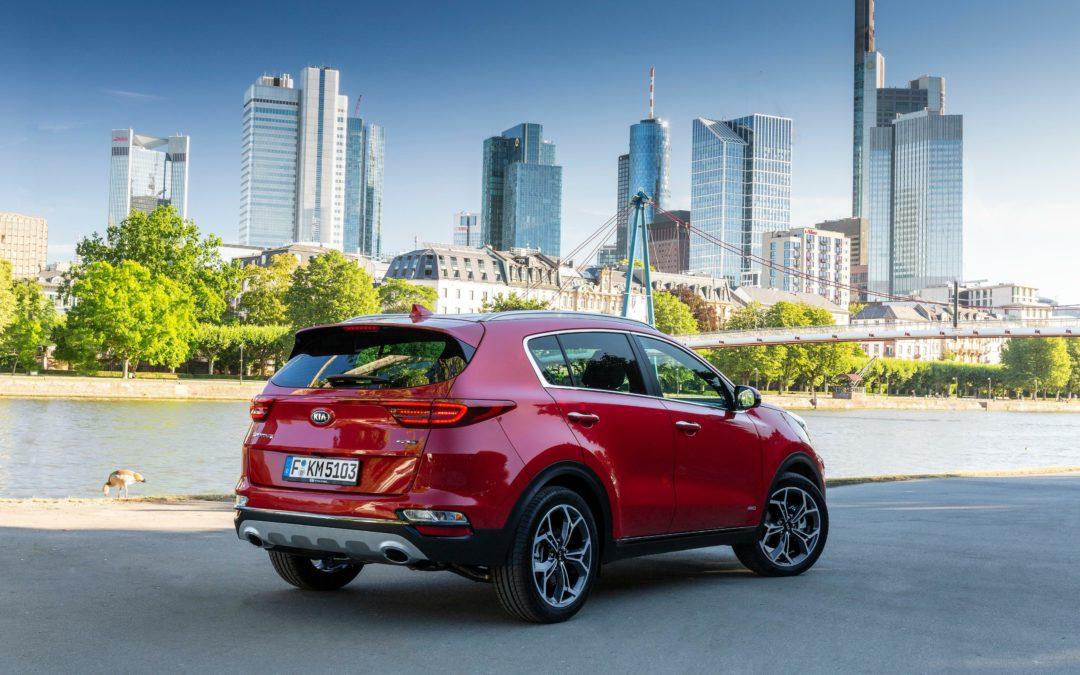 Kia Sportage Hybrid: Kia beerdigt die Lichtmaschine