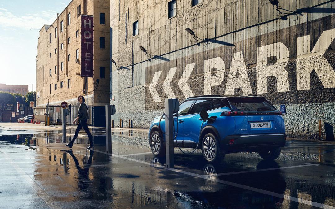 RobinTV E-News: Peugeot bringt kompakten Elektro-SUV 2008