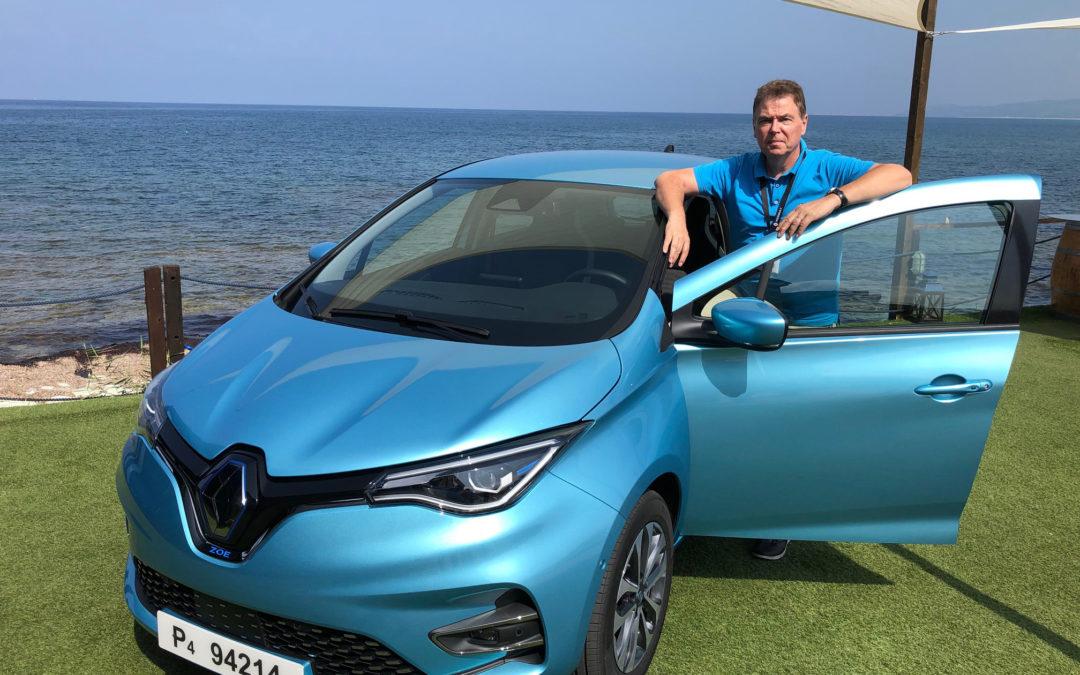 Renault Zoe: Mehr Reichweite fürs Volk