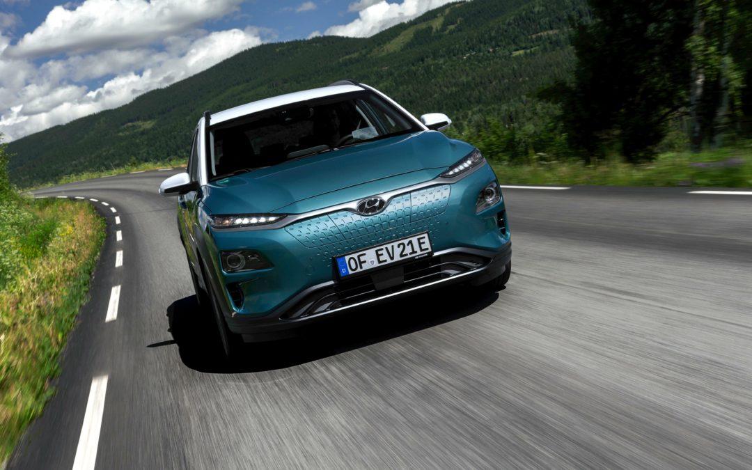 Elektroauto: Weiter rollen mit neuen Reifen