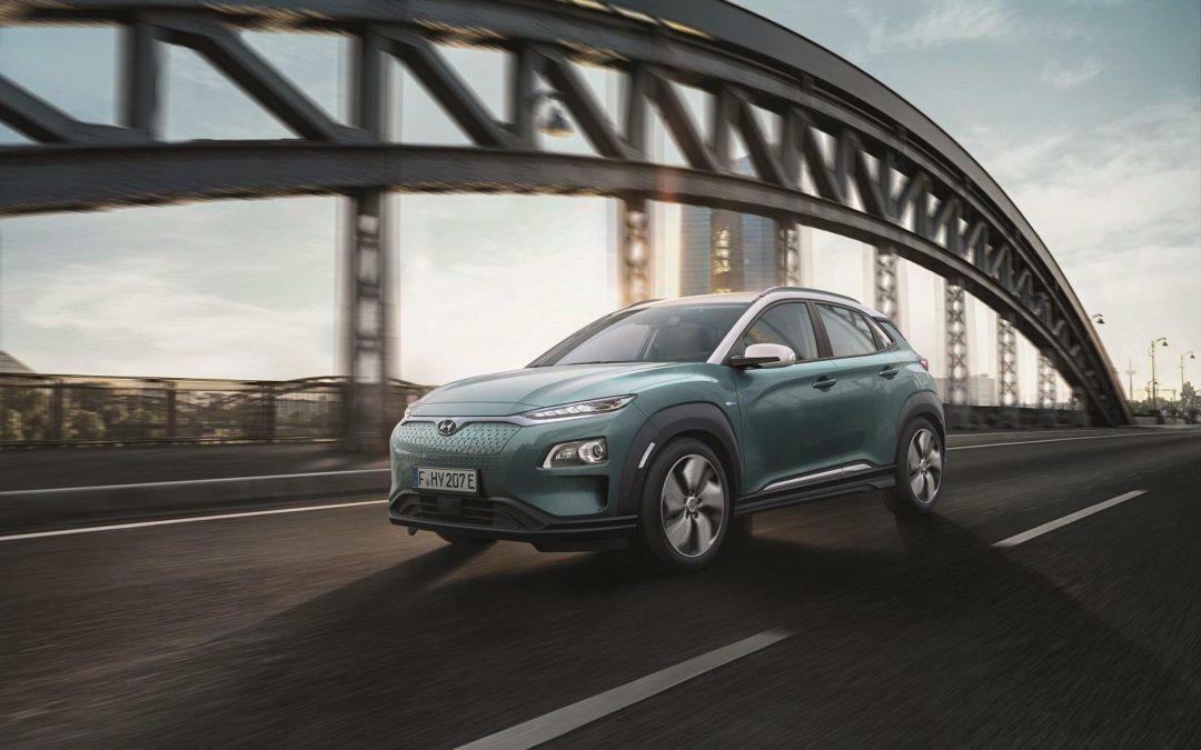 Hyundai Kona: Erste Details zum Elektro-SUV