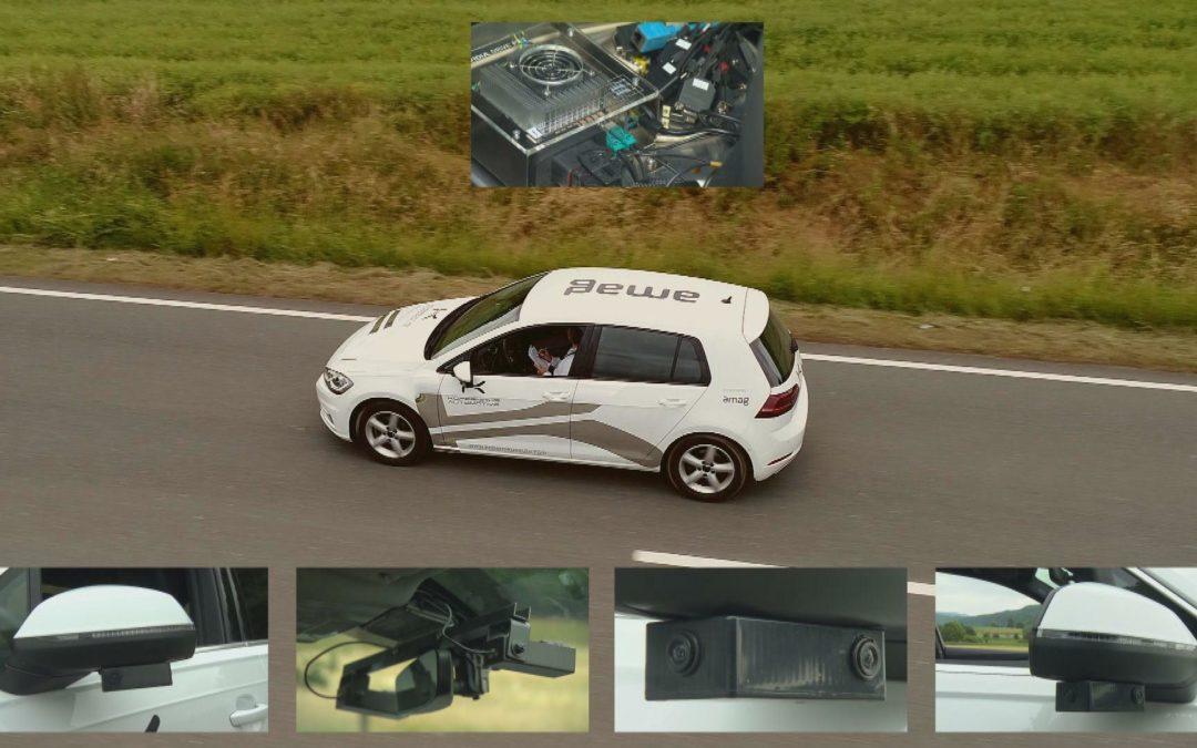 Kopernikus: So wird jedes Auto zum Roboter-Gefährt