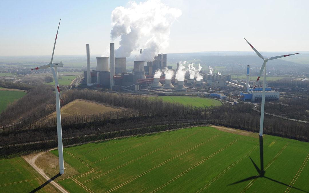 Kohlekraft zieht von Europa nach Asien um