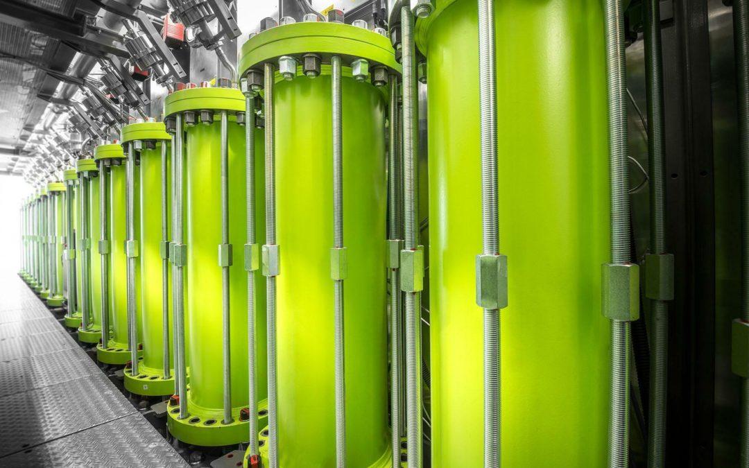 Schwungräder: Strom im Kreisel speichern